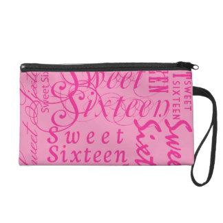 Sweet Sixteen Wristlets