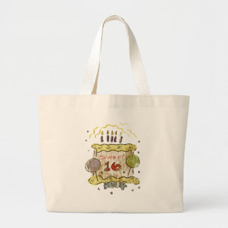 Sweet Sixteen Birthday Gifts Canvas Bags