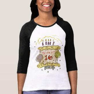 Sweet Sixteen Birthday Gifts T-Shirt