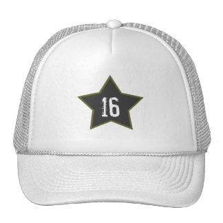 Sweet Sixteen Birthday Hat