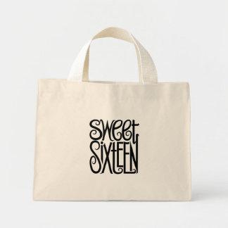 Sweet Sixteen black Bag