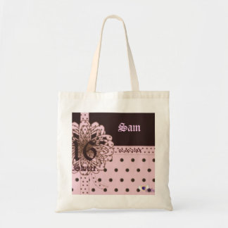 Sweet Sixteen Gifted Tote Bag -Customize