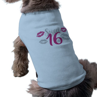 sweet-sixteen pet clothes
