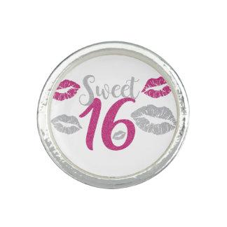sweet-sixteen ring