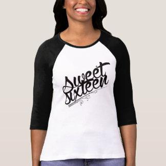 Sweet Sixteen Script T-Shirt