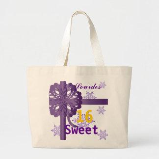 Sweet Sixteen Transformation-Customize Canvas Bag