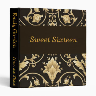 Sweet Sixteen, Wedding, Anniversary Photo Album 3 Ring Binders