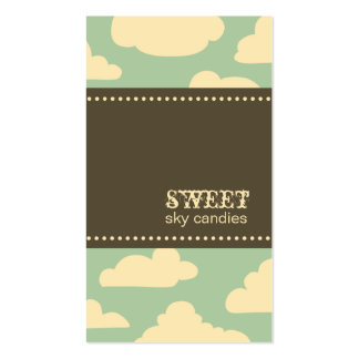Sweet Sky Business Cards