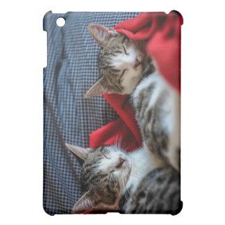 Sweet Sleeping Kitties Cover For The iPad Mini
