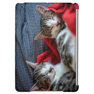 Sweet Sleeping Kitties iPad Air Cover
