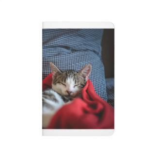 Sweet Sleeping Kitties Journal