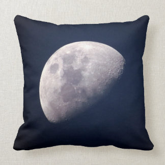 Sweet Slubers Moon Throw Pillow