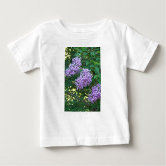 Sweet Smelling Lilacs Baby T-Shirt