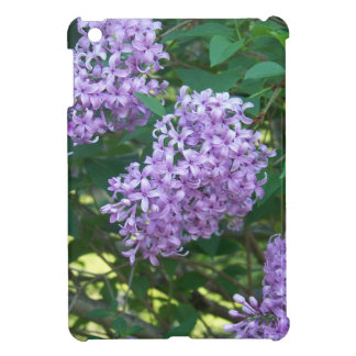 Sweet Smelling Lilacs iPad Mini Cover