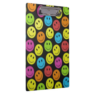 Sweet Smiley Face Clipboard