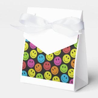 Sweet Smiley Face Favor Box