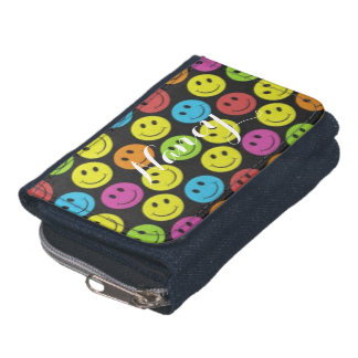 Sweet Smiley Face Wallets