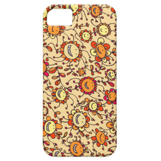 Sweet Smiling Sunflowers iPhone 5 Case