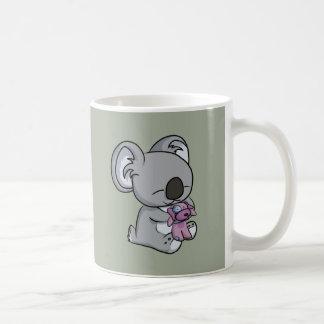 Sweet Snuggles! Koala Coffee Mug