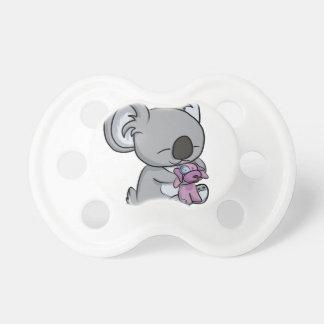 Sweet Snuggles! Koala Pacifier