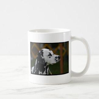Sweet Spotted Dalmatian Mugs