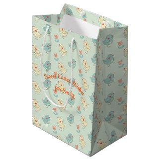 Sweet Spring Birdies Gift Bag