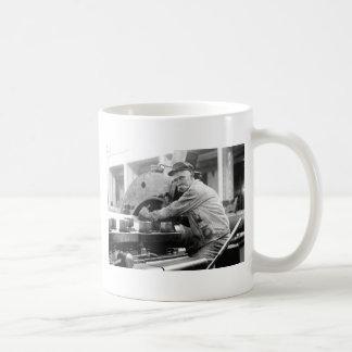 Sweet 'Stache, 1917 Coffee Mugs