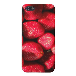 Sweet strawberry iPhone4 case Cover For iPhone 5/5S