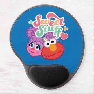 Sweet Stuff Character Gel Mouse Pad