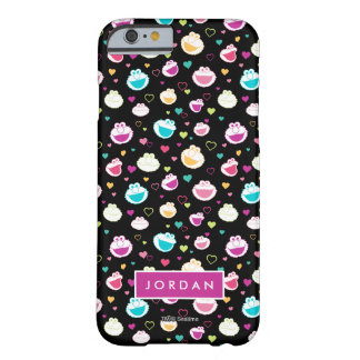 Sweet Stuff Heart Pattern | Add Your Name Barely There iPhone 6 Case