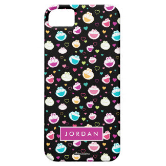 Sweet Stuff Heart Pattern | Add Your Name iPhone 5 Cover