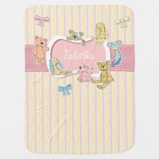 Sweet Stuffies Baby Blanket