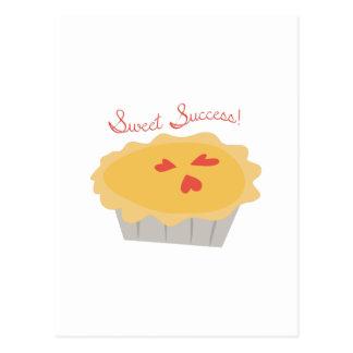 Sweet Success Postcard