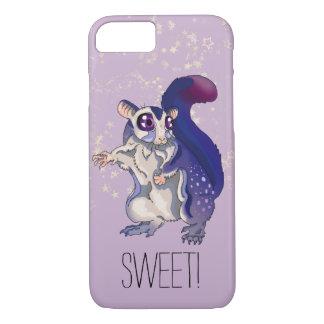 Sweet Sugar Glider Baby iPhone 8/7 Case