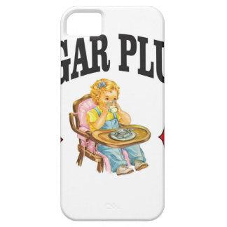 sweet sugar plum iPhone 5 case