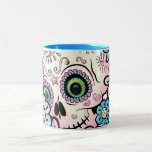Sweet Sugar Skull Mugs
