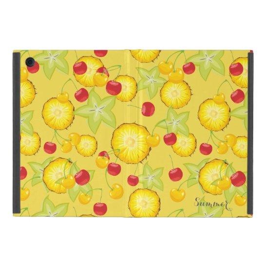 Sweet Summer Fruits iPad Mini Cover