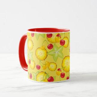 Sweet Summer Fruits Mug