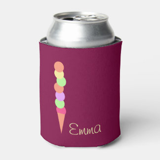 Sweet Summer Ice Cream Can Cooler