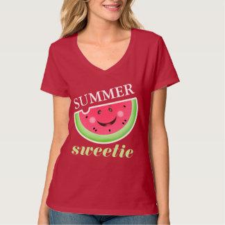 Sweet Summer Kawaii Watermelon T-Shirt / Tank Top