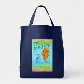 SWEET SURFER totobatsugu Tote Bag