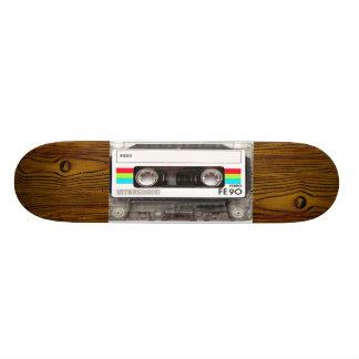 sweet tape deck skate board decks
