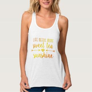 Sweet Tea and Sunshine Southern Tank