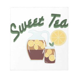 Sweet Tea Notepad