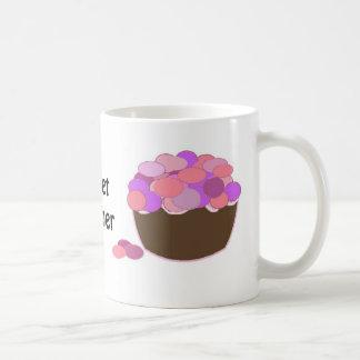 Sweet Teacher Smartie Cupcakes Coffee Mug