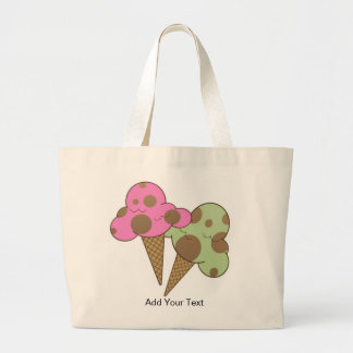 Sweet Temptations Large Tote Bag