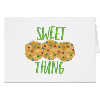 Sweet Thang Card