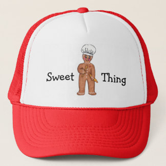 Sweet Thing Gingerbread Hat