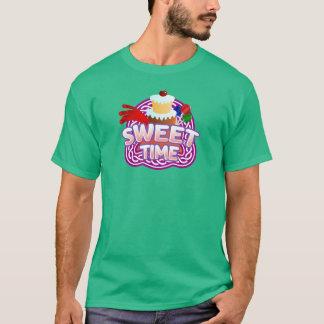 Sweet Time Men's kelly green T-shirt