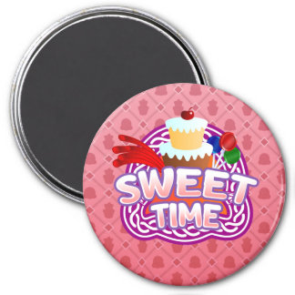 Sweet Time red magnet